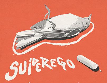 Lyric Poster // Superego