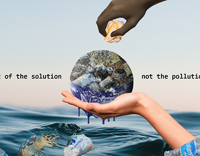 Climate Change poster (SG75)