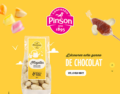Confiserie Pinson