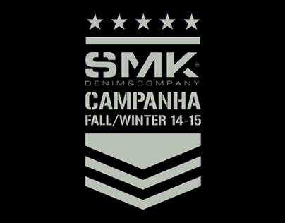 SMK DENIM&CO AUTUMN WINTER 14-15 CAMPAIGN
