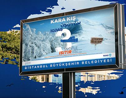 IGDAS -3 Taksit Campaign