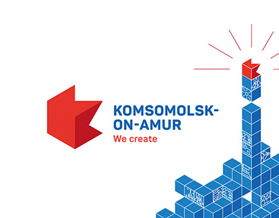 Komsomolsk-on-Amur city branding