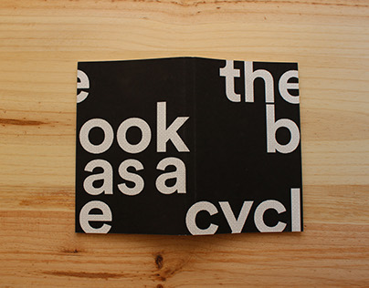 The book as a cycle