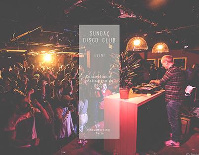 Sunday Disco Club - New morning