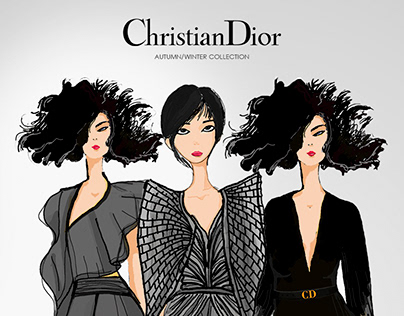 A collection for Cristian Dior