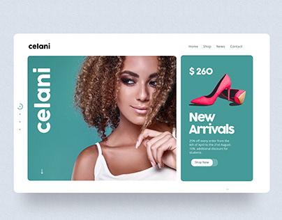 User interface design - Celani