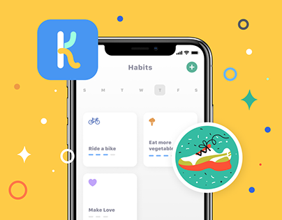Kickstart – Habit Tracker