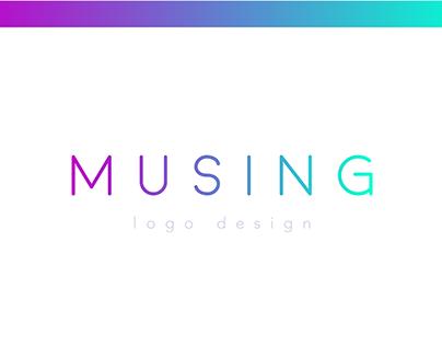 Musing Logo & Brand Design