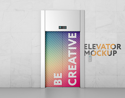 NEW Elevator Mockup