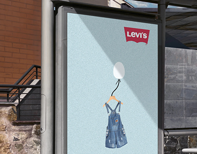 LEVIS POSTERS