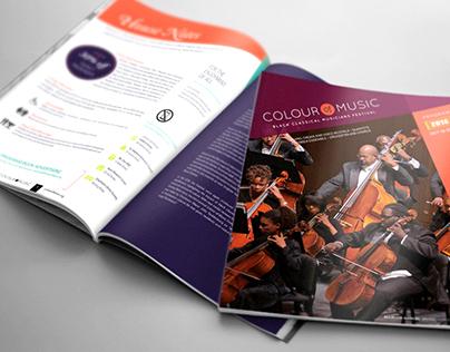 2016 Colour of Music Program Guide