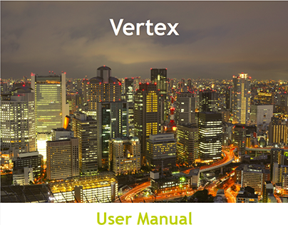 User Manual Creator ~ Energy Market Software
