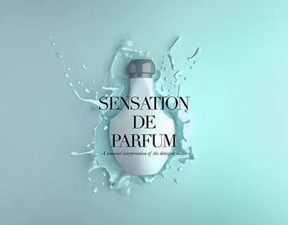 Sensation de parfum