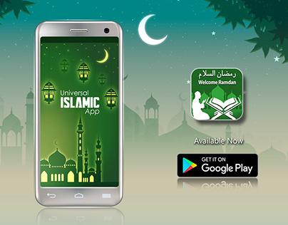 UI Universal Islamic App