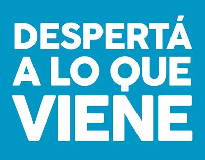 Manifesto #ColchónBox. Lanzamiento