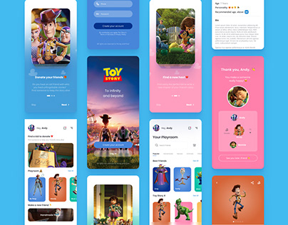 What if the movie Toy Story were an app? | uxconverter