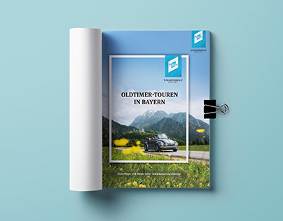 Bayern Tourismus: Oldtimer Touren