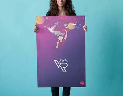 Posters for Virtual Reality Room