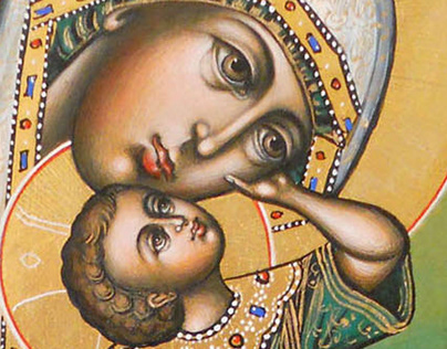 Icons of the Blessed Virgin. The iconography of the