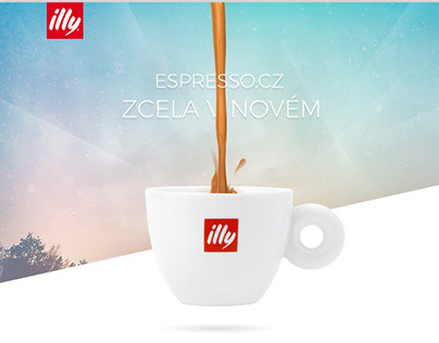 Newsletter - website espresso.cz
