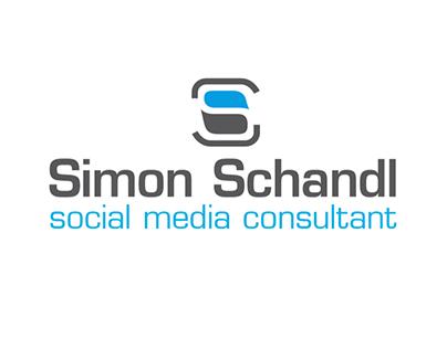 Logo Design Simon Schandl (Auftragsarbeit)