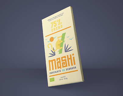 Mashi - Chocolate from Ecuador