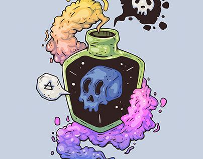 Creative vector illustrations