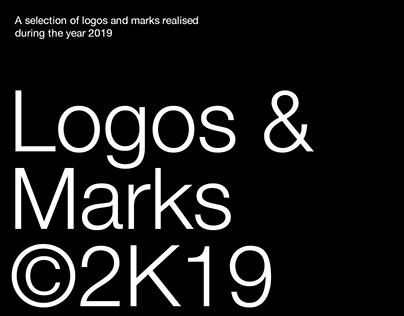 Logos &Marks 2K19