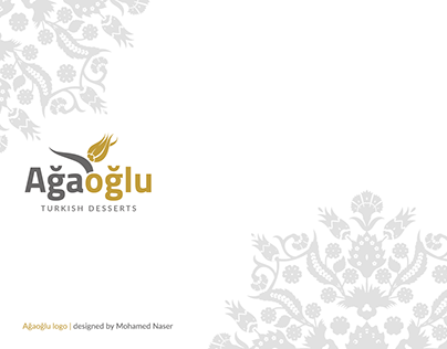 Agaoglu | Logo design & branding