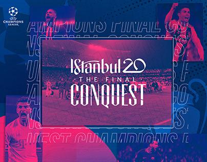 The final Conquest - UEFA Champions League