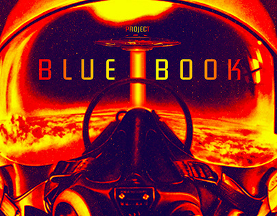 Project Blue Book Key Art