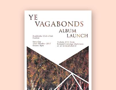 Ye Vagabonds Album Launch Promos