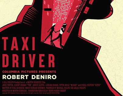 Taxi Driver (1976) Alternative Poster