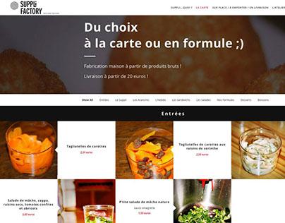 Website + Photography