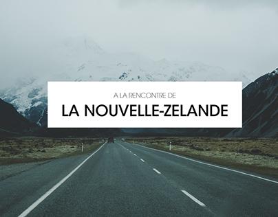 A la rencontre de la Nouvelle-Zélande