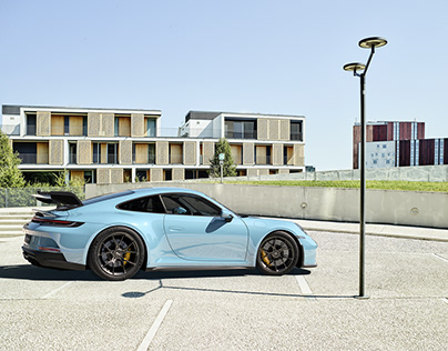 Porsche 911 GT3 | CGI
