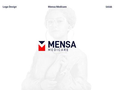 Mensa Medicare - Logo Design and Website