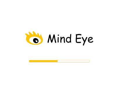 Mindeye Designed in Adobe XD, UI, UX