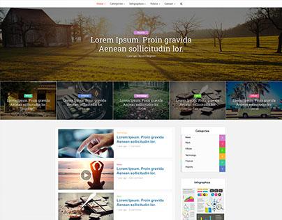 Website Revamp Design