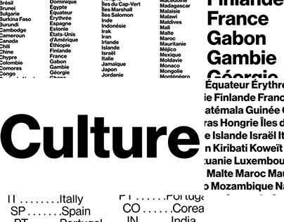 Studio: EXITDESIGN Client: Cité Internationale del ...