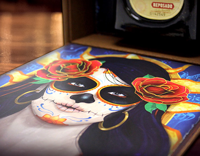 Don Julio - Day of the Dead Gift Pack.
