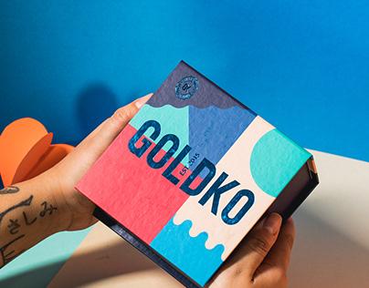 Mailbox - GoldKo