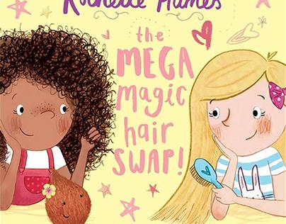 The Mega Magic Hair Swap