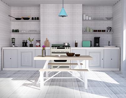 Architecture & Interior design - Kitchen