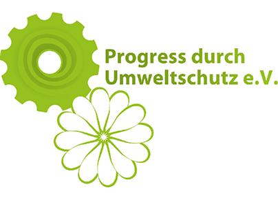Logo Progress durch Umweltschutz