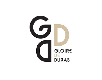 Gloire de Duras - Branding