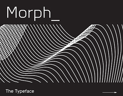 Morph_A typeface experiment