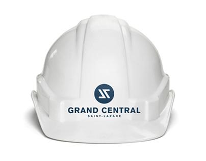 Grand Central Saint-Lazare—Branding