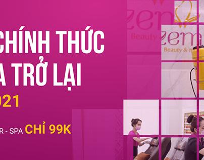 Zema Vietnam chinh thuc mo cuu tro lai