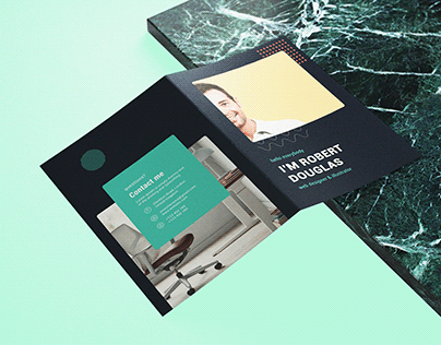 Brochure - Resume Bi-fold